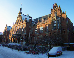 University of Groningen - Main Building
