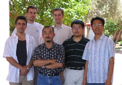 ERATO Group at Caltech of Dr. Shimojo